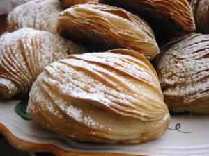 authentic-italian-recipes-sfogliatella