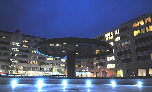 Ein Traum für Architekten - und für einmal sogar bewohnbar: Zürich Nord.