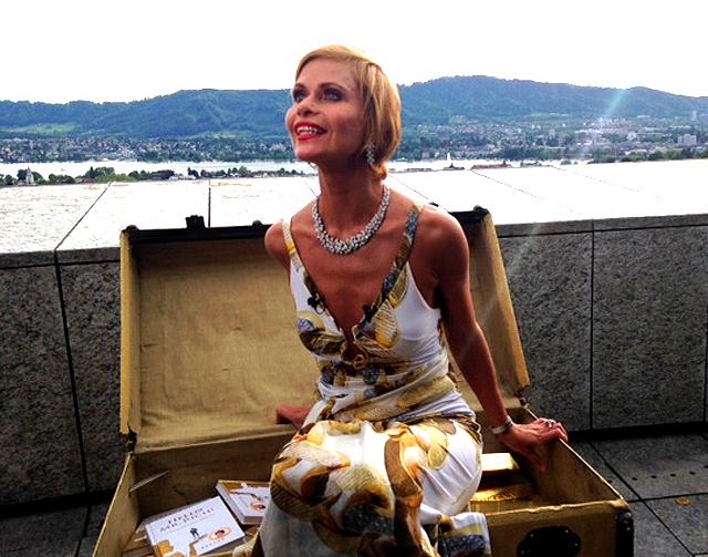 Bei den bellers am z riberg stadtblog for Gloria karlich
