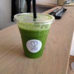 Grün und gesund.