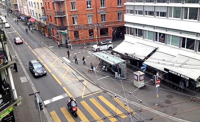 Die krasseste Ecke Zürich, ich schwör! Bild: tilllate.com