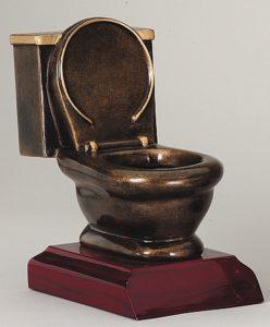 Toilet Award