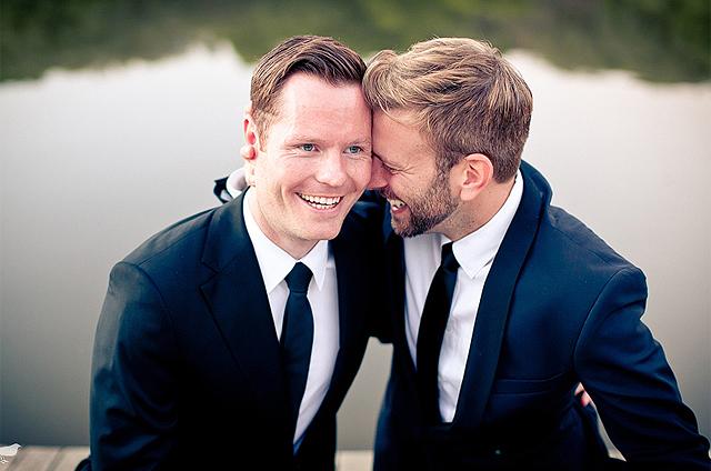 Schwule-Ehe   Stadtblog