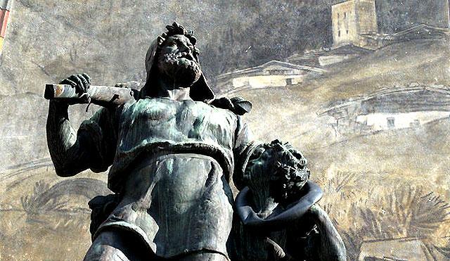 Überlebte den Selbstmordanschlag: Wilhelm Tell