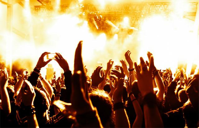Schwierige Themen müssen draussen bleiben: Partys sollen Ablenkung bleiben