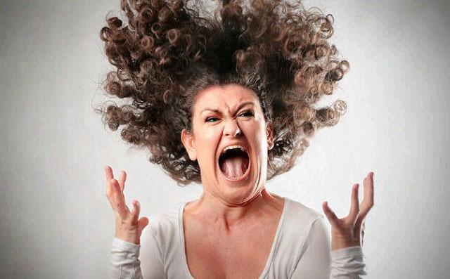 An manchen Morgen sieht meine Psyche so aus.