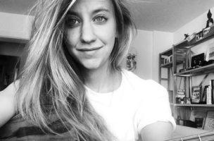 Arbeit zahlt sich kreativ mehr aus als ein gebrochenes Herz oder Weltschmerz: Anna Känzig