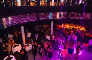 Bild aus besseren Zeiten. Club Vegas (Bild Luzerner Anzeiger)
