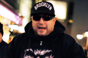 Prügelte sich am Konzert in einem Zürcher Club: US-Rapper Necro.