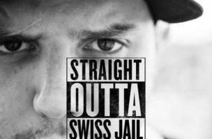 Mit diesem Bild auf seinem Facebook-Profil will rapper Necro gegen die Zürcher Haftbedingungen protestieren.