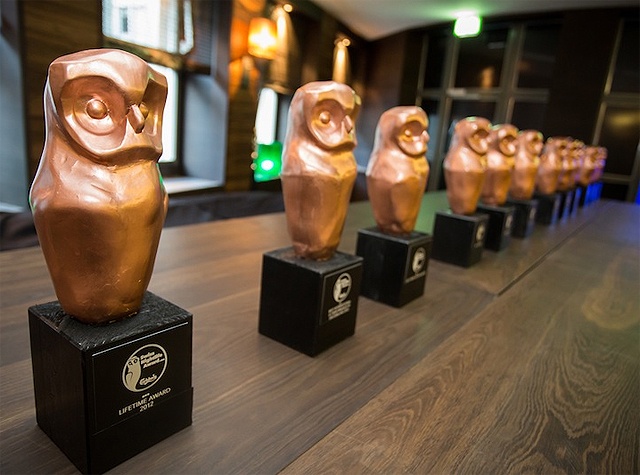 Eulen nach Zürich tragen: Swiss Night Life Award.
