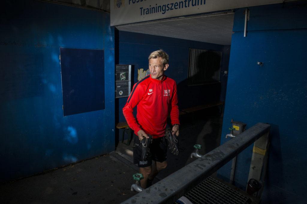 Der FCZ-Trainer Sami Hyypiä sieht seine Aufgabe darin, alles aus dem Kader herauszuholen. Für die Rückrunde erwartet er von seinem stark verändertem Team vor allem schnelle Erfolge. (Foto: Reto Oeschger)