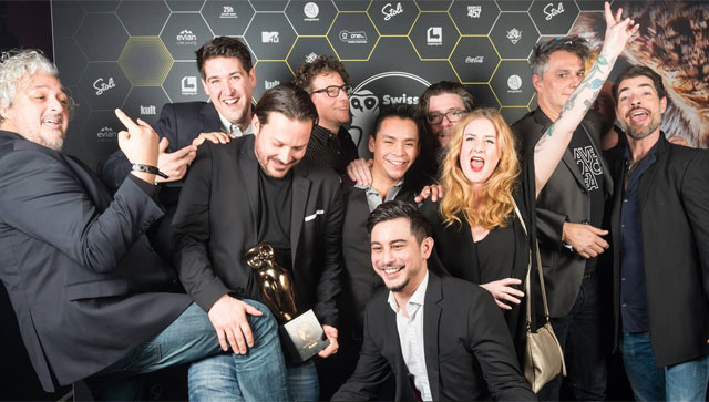 Das Gewinnerteam des «Best Big Club»: Plaza ZH
