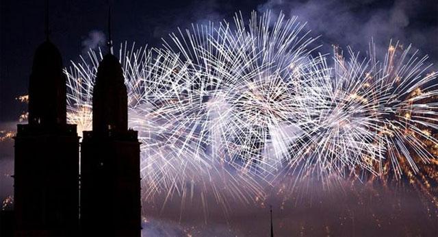 Wo man nach dem Feuerwerk noch weiterfeiern kann.
