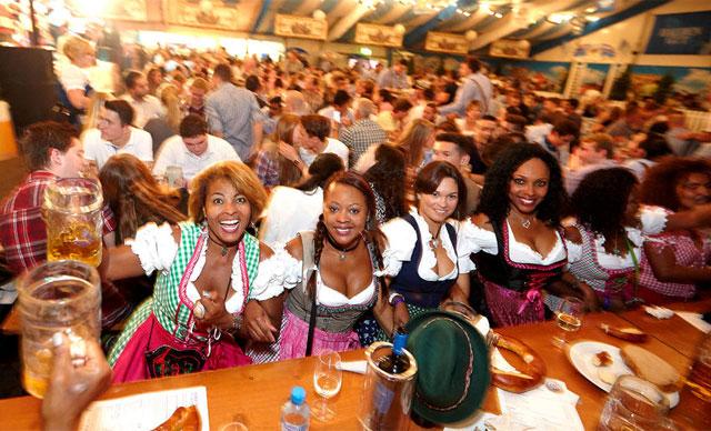 München imitiert die Zürcher Tradition «Oktoberfest».