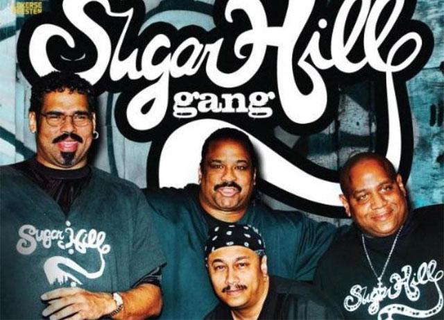 Die Sugarhill Gang an Weihnachten in der Amboss Rampe.