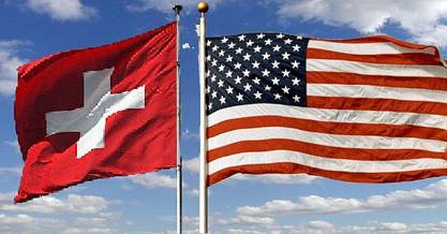 Die Amis bekommen eine Art Flüchtlingsstatus in der Schweiz.