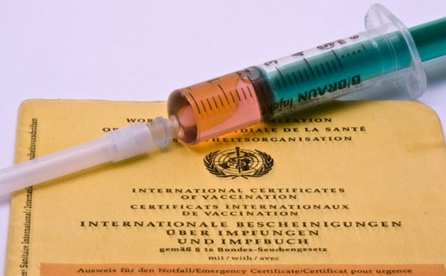 Impfungen retteten Millionen von Leben. Punkt.