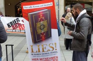 Hier werden Heiri Zuberbühler und Annelies Müller radikalisiert. Ehrewort.