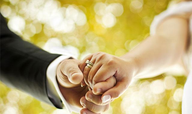 Kein Happy End: Hochzeit ist der Beginn eines schwierigen Lebens. Nur ist man damit nicht alleine.