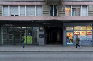 Viele Clubs sind hier geboren und gleich wieder gestorben: Langstrasse 83