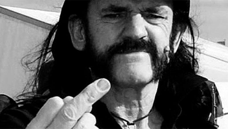 Die wilden Jahre sind vorbei. Lemmy muss das nicht mehr miterleben.