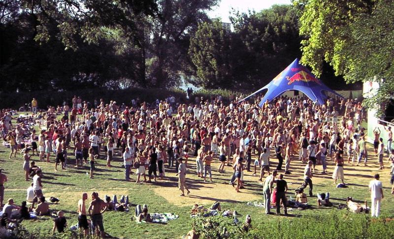 In Zürich kaum zu realisieren: Open Air Partys