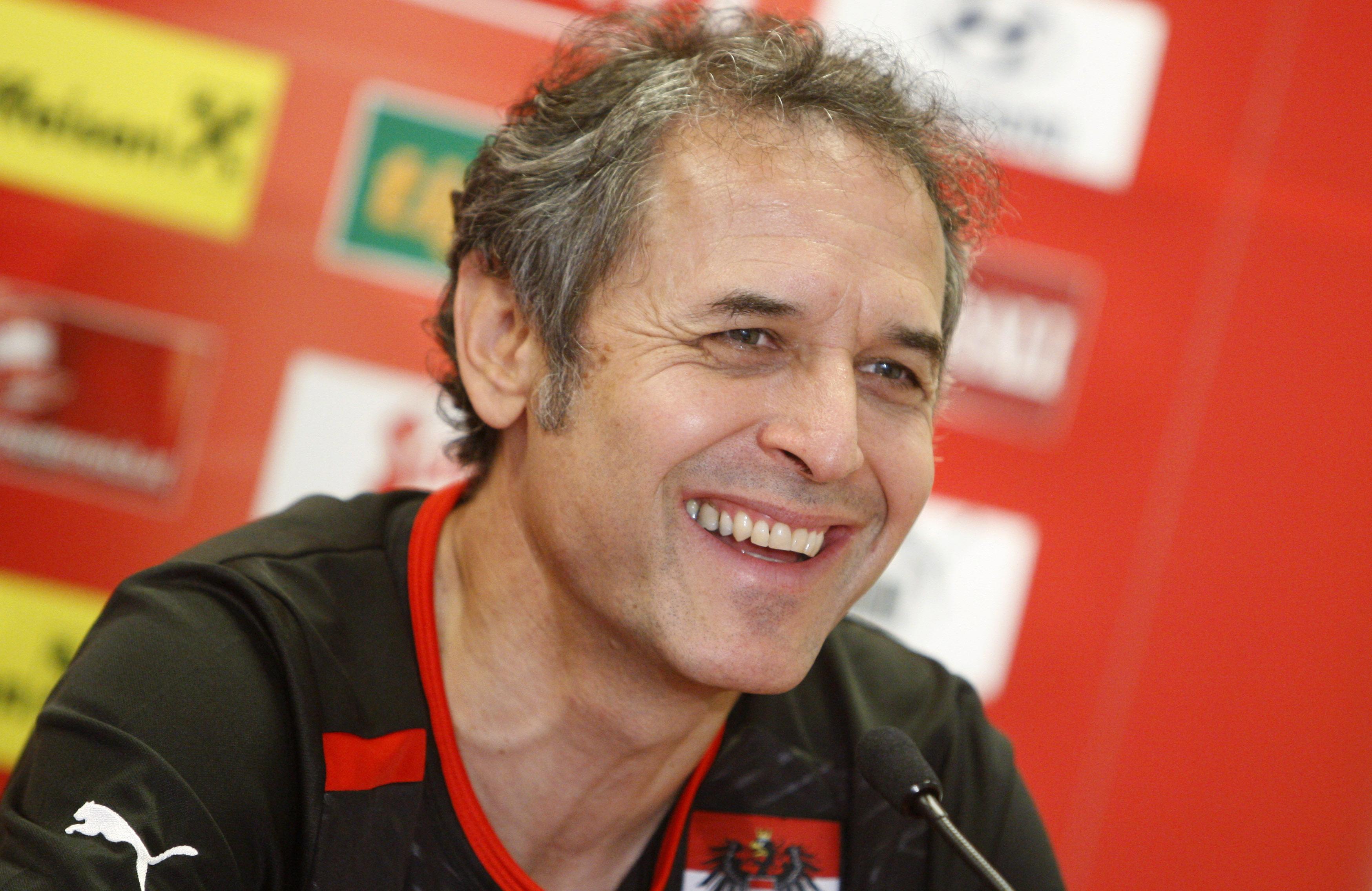Marcel Koller: Der 52-Jährige weiss, wie ein Nationaltrainer funktionieren muss. (Reuters)