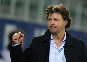 Hätte einen Endlosvertrag verdient: St.-Gallen-Trainer Jeff Saibenen, 19. September 2013.