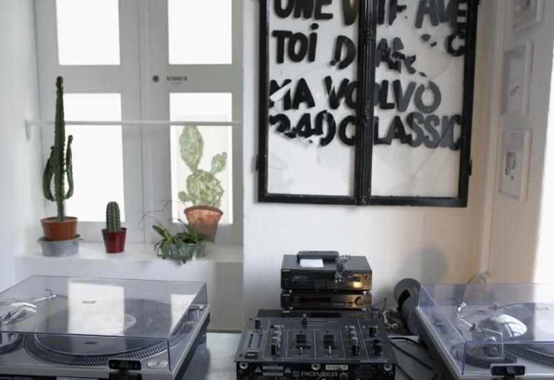 Eine loft in der kunst die hauptrolle spielt sweet home for Interieur exterieur wohnen in der kunst