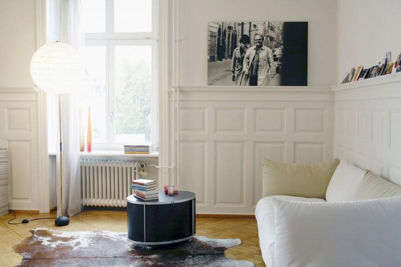 Jugendstil trifft auf moderne sweet home for Altbauwohnung modern einrichten