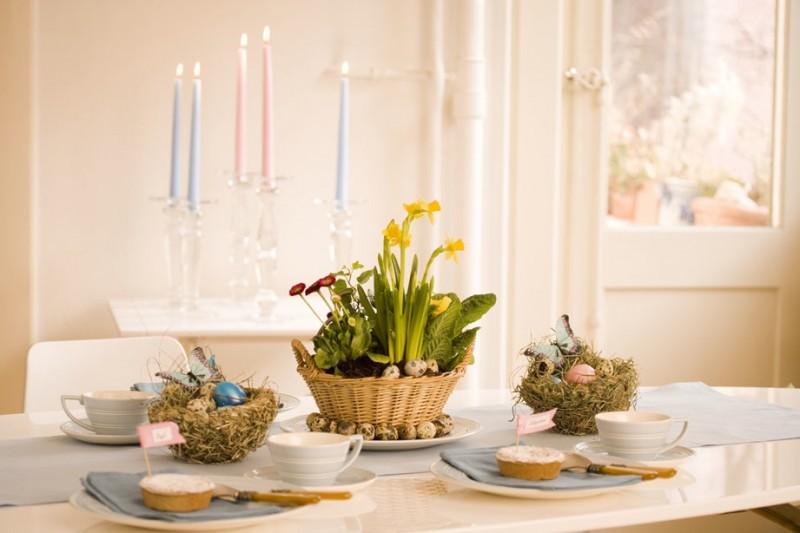 Schnelle dekorationstipps f r ostern sweet home for Wohnung dekorieren ostern