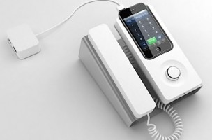 Sweet Home Desk-Phone-Dock