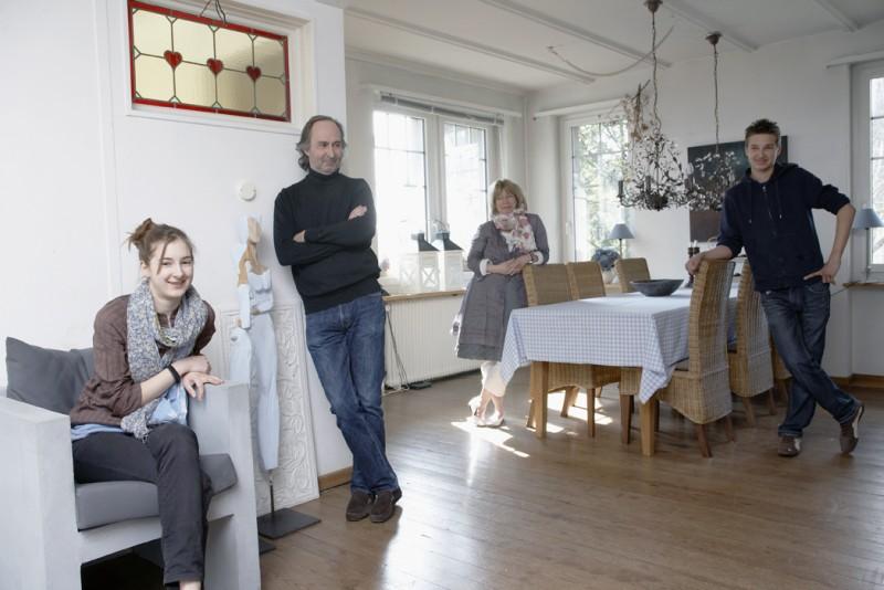 wohnen im alten posthaus sweet home. Black Bedroom Furniture Sets. Home Design Ideas