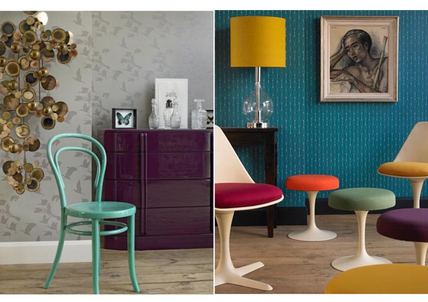 mehr farbe bitte sweet home. Black Bedroom Furniture Sets. Home Design Ideas