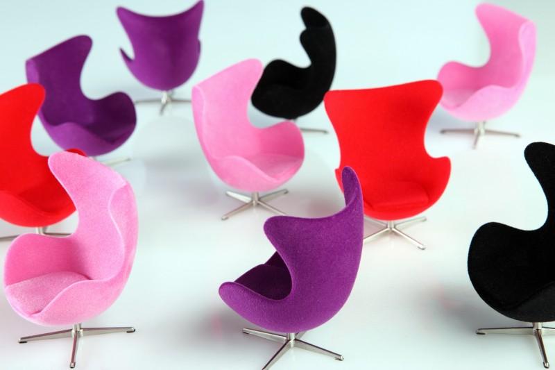 Design im kleinformat sweet home for Vitra stuhl kopie