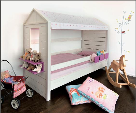 Kinderbett häuschen  Leserinnen von «Sweet Home» senden kreatives Feedback | Sweet Home