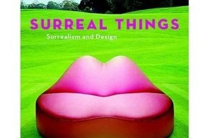 Surreal Things, ein Ausstellungskatalog des Victoria and Albert Museums