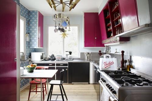 12 tipps f r eine richtig gem tliche k che sweet home. Black Bedroom Furniture Sets. Home Design Ideas