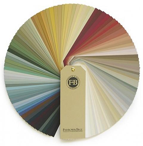 Die Englische Farbenfirma Farrow And Ball Ist Spezialisiert Auf Harmonische Farben So Gemischt Sind Dass Sie Im Wohnbereich Gut Funktionieren