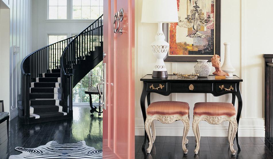 kelly wearstler wohnen im hollywood stil sweet home. Black Bedroom Furniture Sets. Home Design Ideas