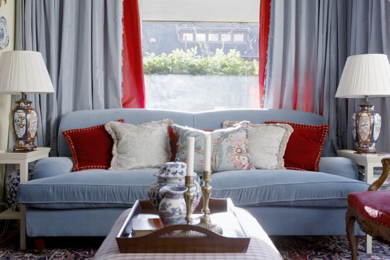 stunning wohnzimmer sofa landhausstil pictures - home design ideas