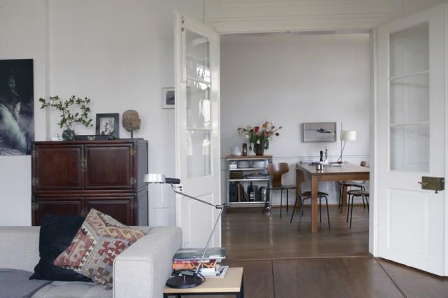 Drei Stadtwohnungen in Zürich  Sweet Home