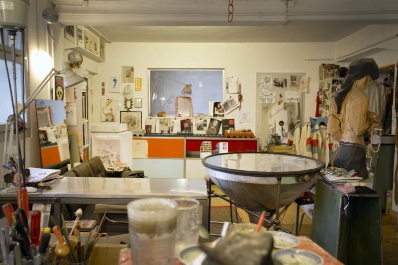 Im atelier der schmuckdesignerin ma schellenberg sweet home for Sweet zimmer