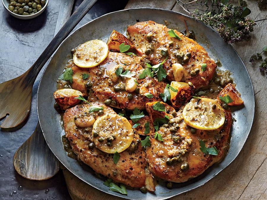 f nf mediterrane fleischgerichte