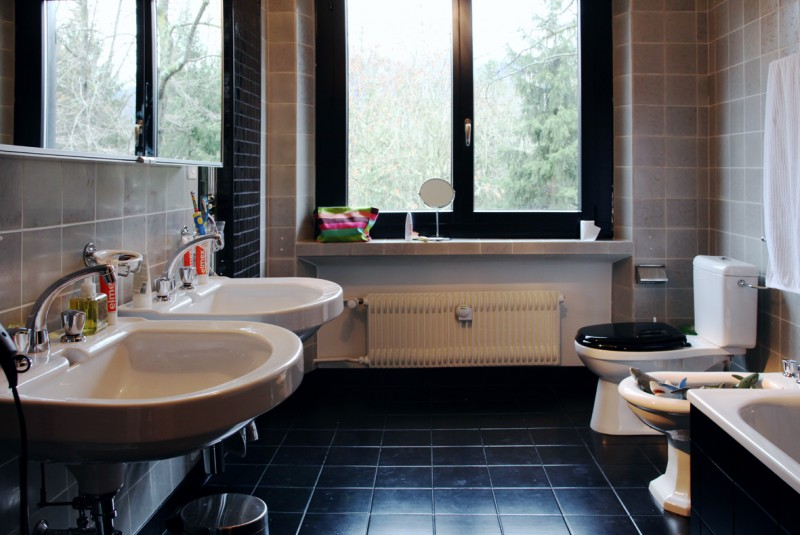 40er jahre glamour und familienwohnen sweet home. Black Bedroom Furniture Sets. Home Design Ideas