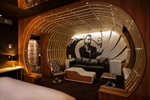 hotel le seven paris