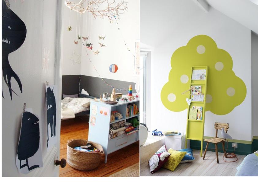 Zehn tolle ideen f rs kinderzimmer sweet home - Kinderzimmer ideen ...