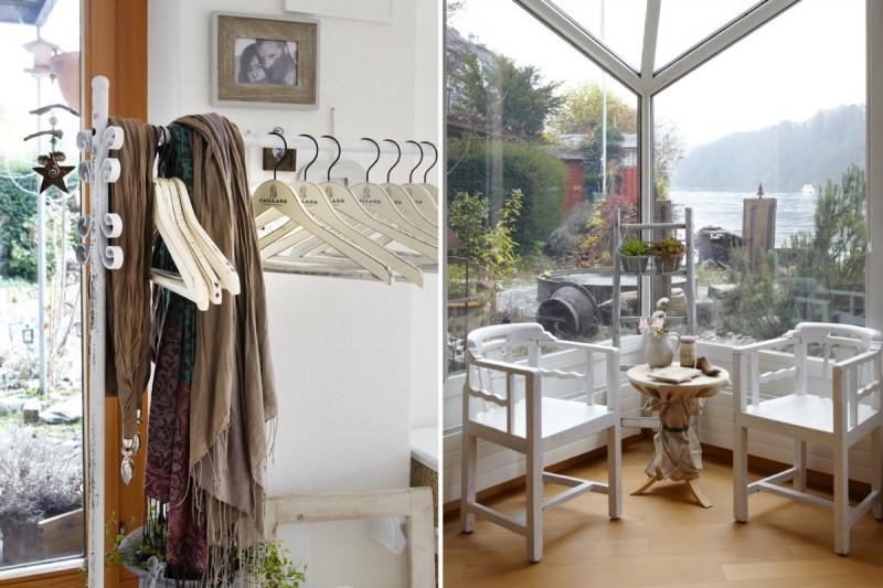 wohnung am wasser sweet home. Black Bedroom Furniture Sets. Home Design Ideas