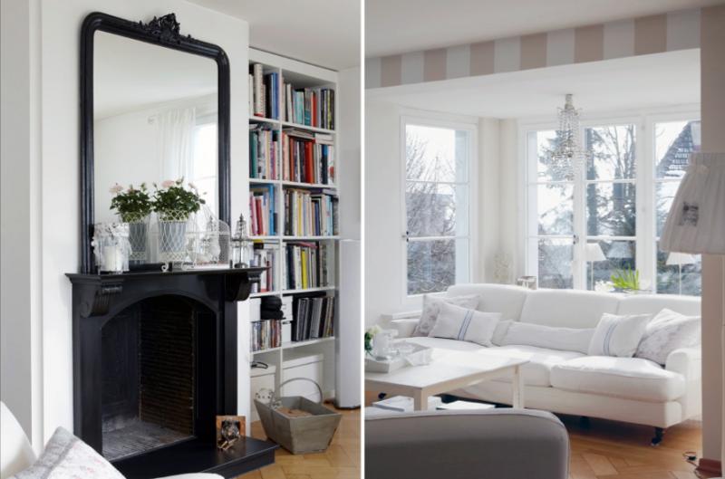 zauberhaftes landhaus sweet home. Black Bedroom Furniture Sets. Home Design Ideas